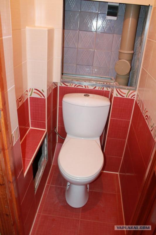 Ремонт туалета своими руками инструкция пошаговая