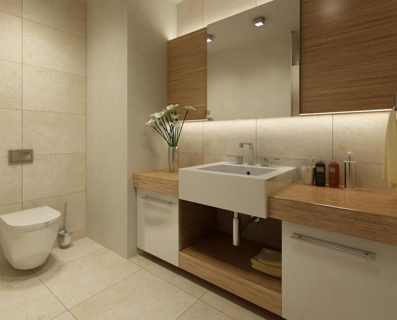 Туалет с бойлером дизайн