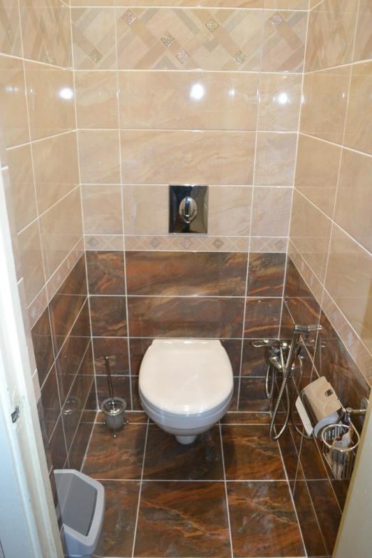 Туалет дизайн с инсталляцией фото