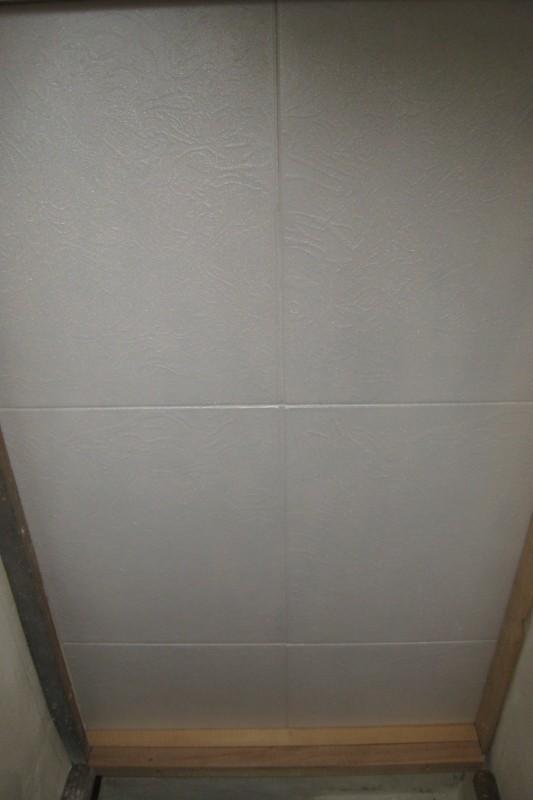 Ремонт туалета пластиковыми панелями своими руками, фото