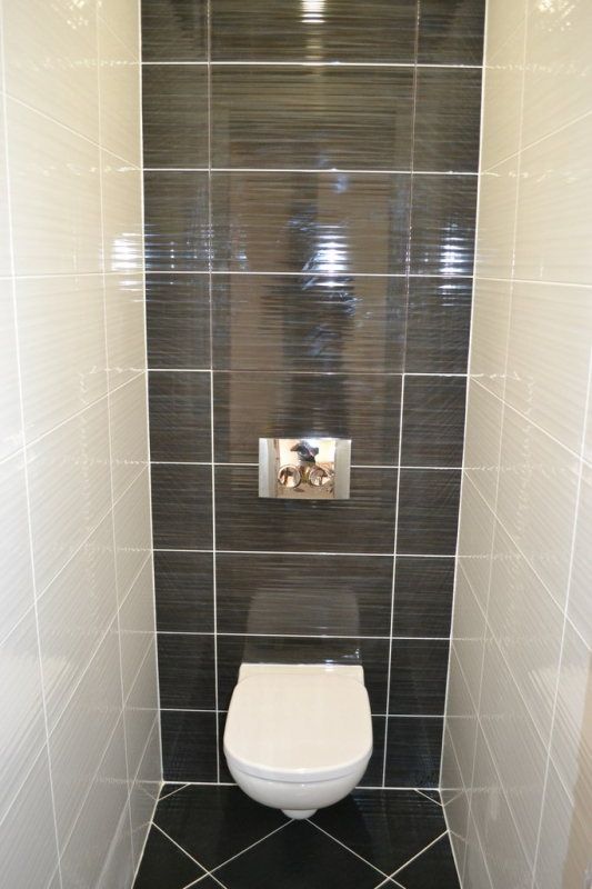 Дизайн маленького туалета в цветах Дизайн туалета фото, дизайн туалета маленького