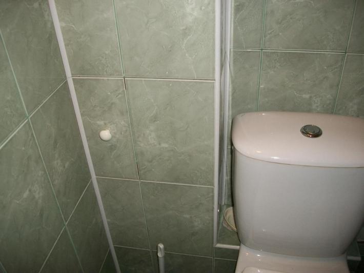 Как сделать короб для труб в туалете