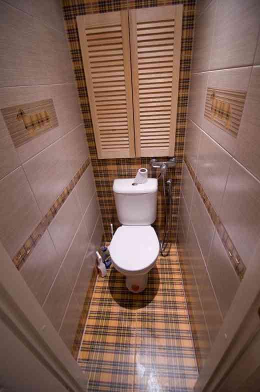 туалета фото ремонт