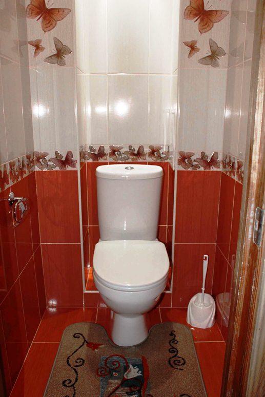 как можно декорировать туалет