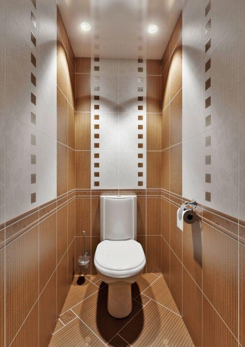 Как выложить плитку в туалете дизайн