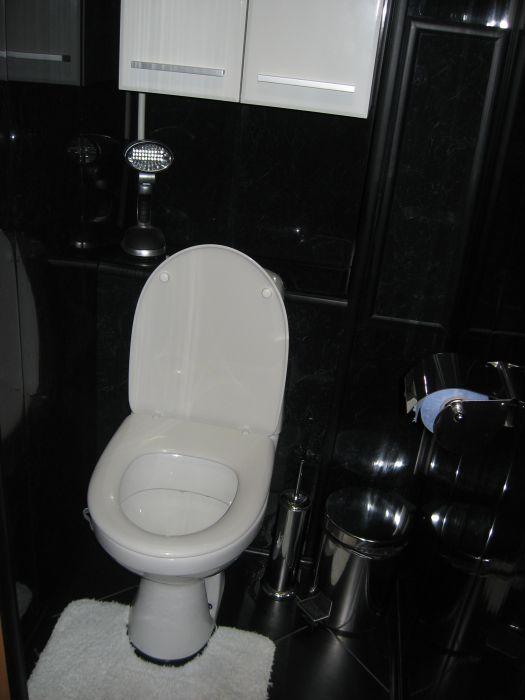 Пвх панели в туалете дизайн