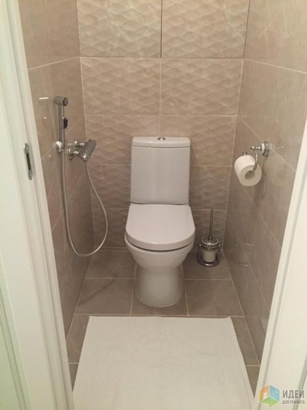Дизайн туалета и душа