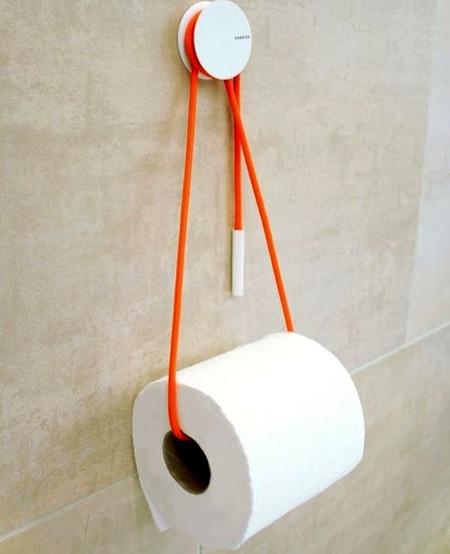 10 способов сделать держатель для туалетной бумаги своими
