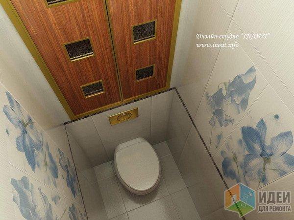 Шкаф в туалет своими руками