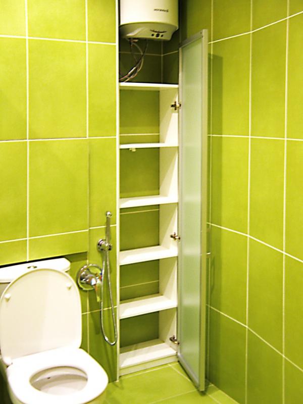 Рольставни в туалете дизайн фото