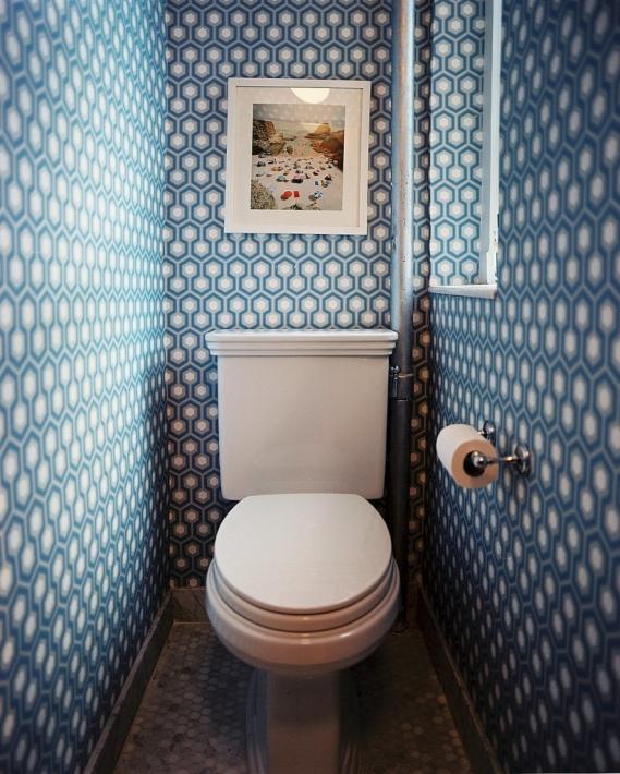 Ремонт туалета своими руками (35 идей с фото)