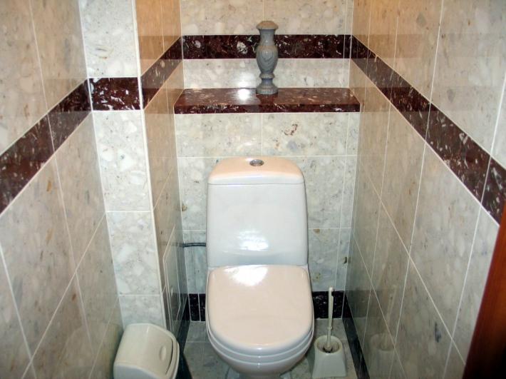 Туалет спрятать трубы дизайн