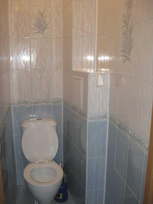 Как выглядит стояк в туалете